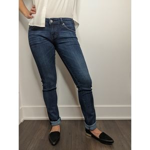 Uniqlo Skinny, Slim Stretch Denim Jeans